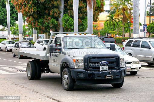 istock Ford F-550 948383998