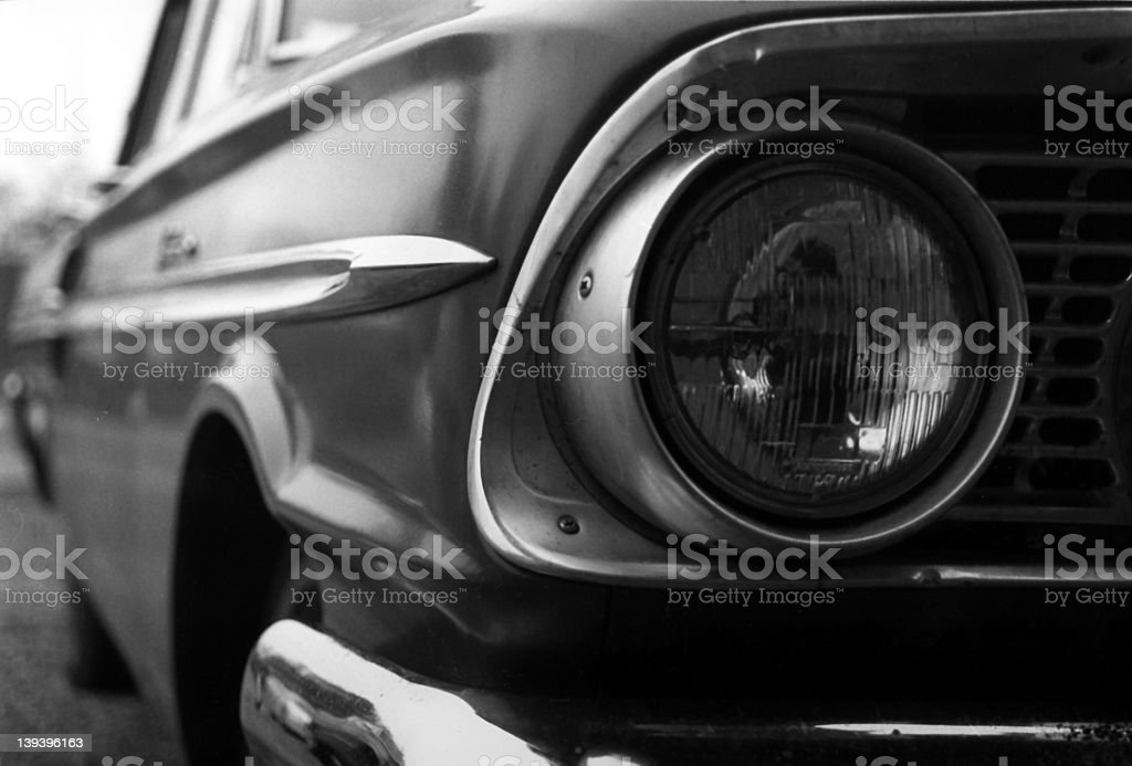 '64 Ford Fairlane stock photo