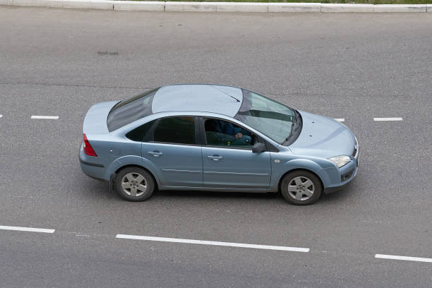 ford focus - ford focus stock photos and pictures
