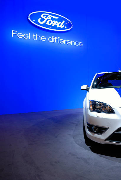 ford focus st - ford focus stock photos and pictures