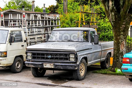 592034128 istock photo Ford F-series 527234368