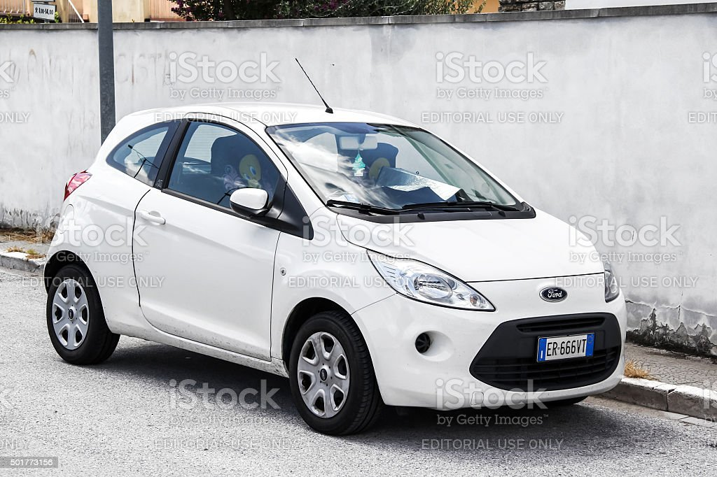 Ford Ka stock photo