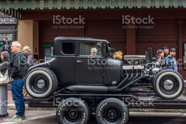1925 Ford Model T hot rod coupe