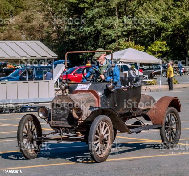 1915 Ford Model T roadster - work in progress