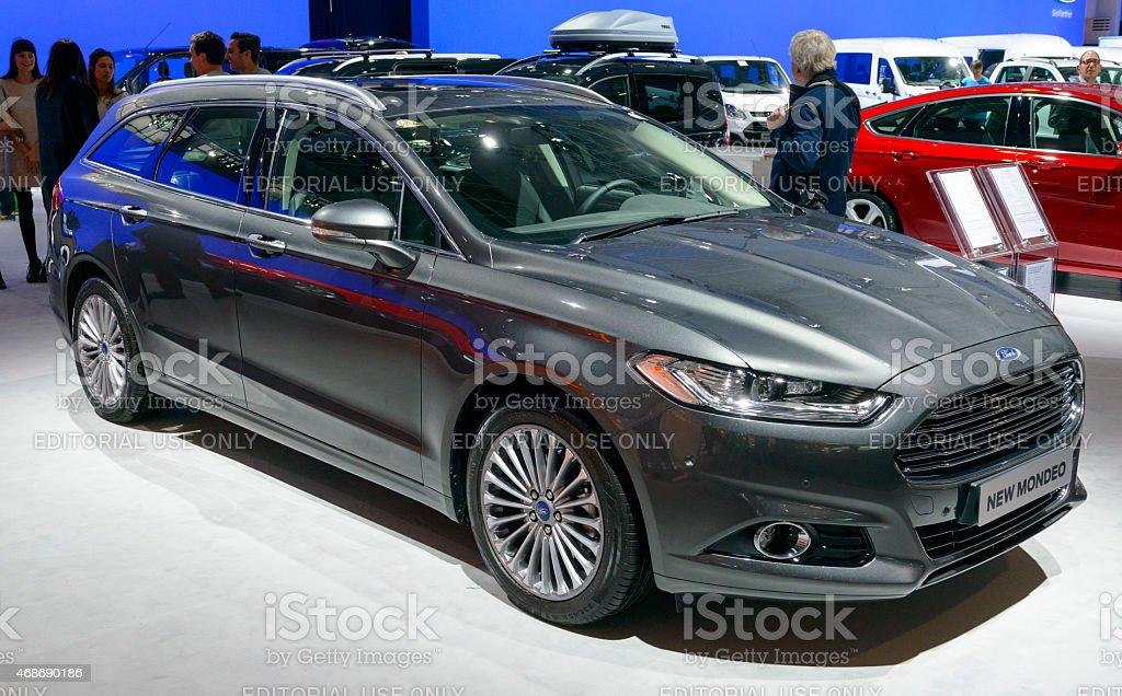 フォード Mondeo ワゴン不動産車...