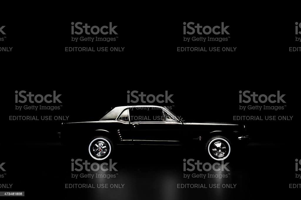 Ford Mustang 260 stock photo