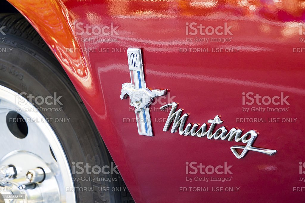 Ford Mustang – Foto