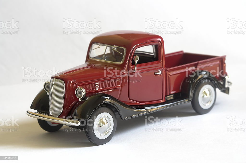 Ford Pickup Truck (1937) royalty-free stock photo
