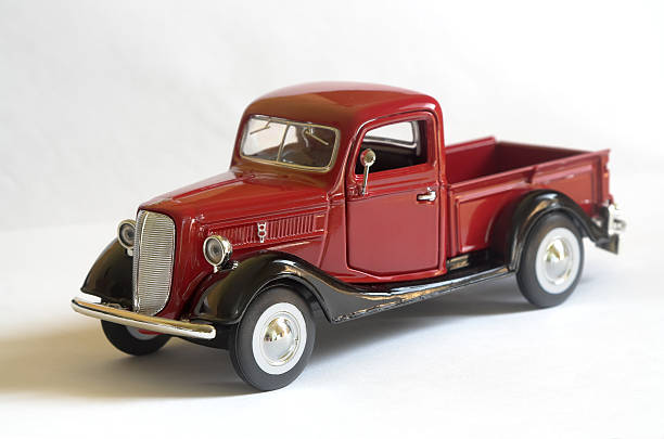 Ford Pickup Truck (1937) stock photo