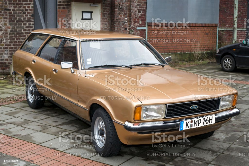 ford taunus tc 80 station wagon stock photo more. Black Bedroom Furniture Sets. Home Design Ideas