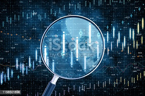 istock Forecast and analysis concept 1158501896
