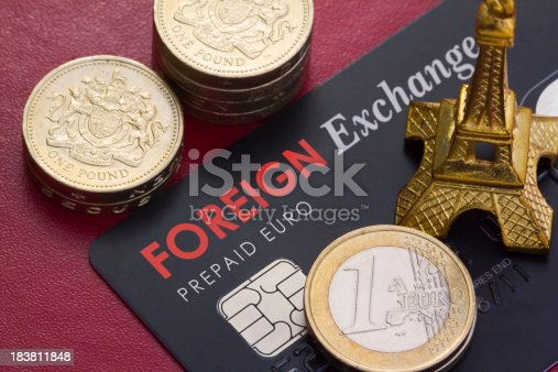 istock Foreign Exchange Card 183811848
