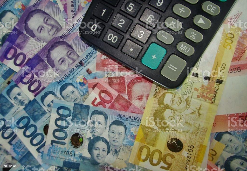 Foreign Money Bills - Photo