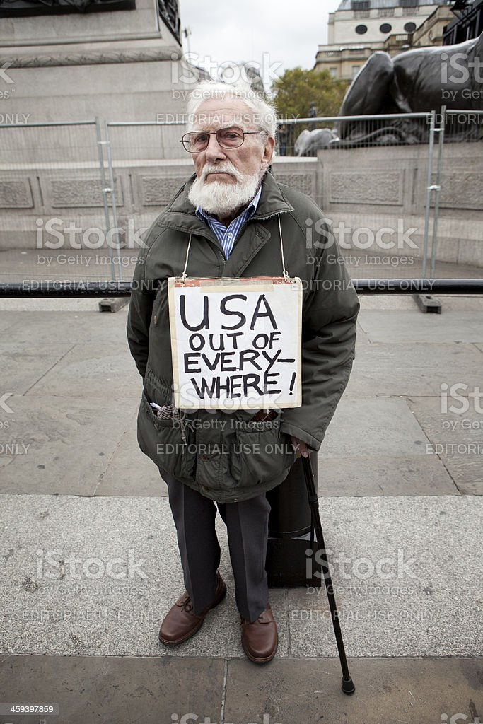 US Foreign Policy royalty-free stock photo