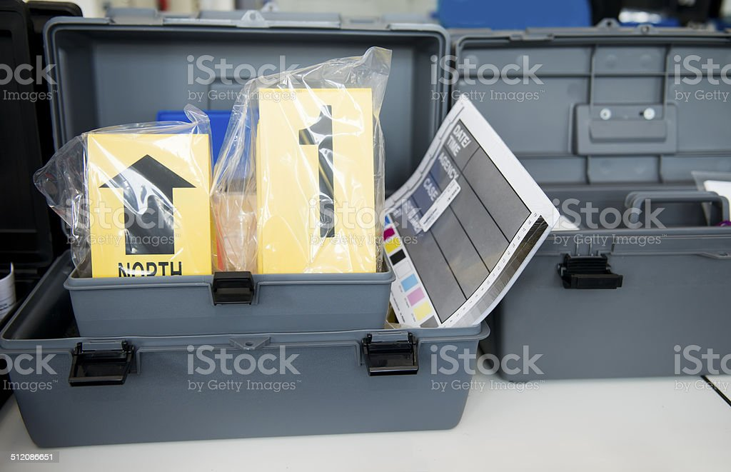 Forensic Equipment Stock Photo Download Image Now Istock