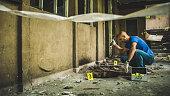 Forensic Science - Crime Scene