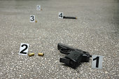 Forensic Science -place of shooting