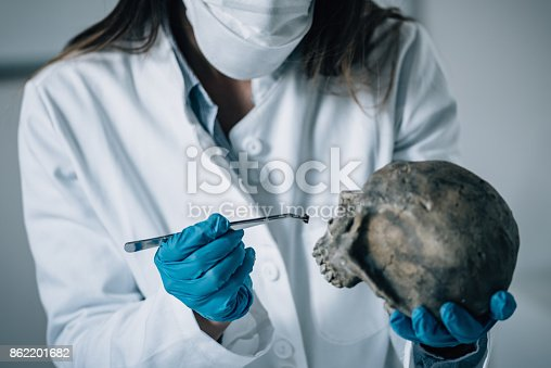 istock Forensic Science 862201682