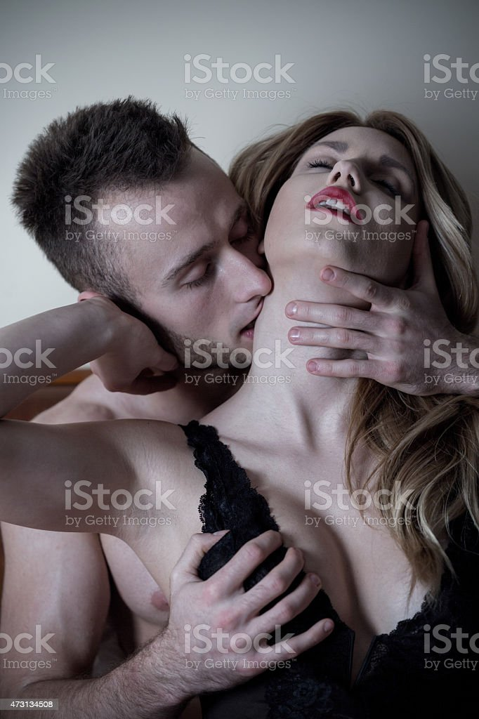 Foreplay stock photo