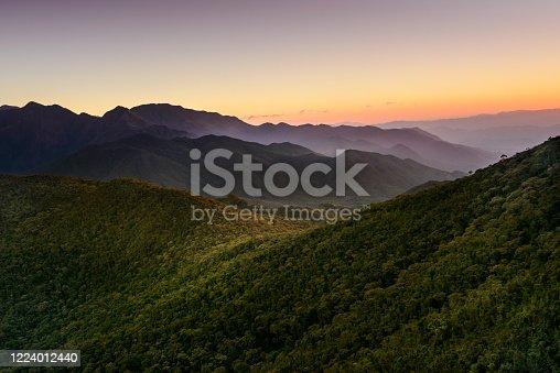 Serra Fina, Itatiaia National Park (Rio de Janeiro / Minas Gerais / São Paulo)