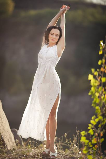 Royalty Free Women In See Through Dresses Pictures, Images And Stock Photos - Istock-7432