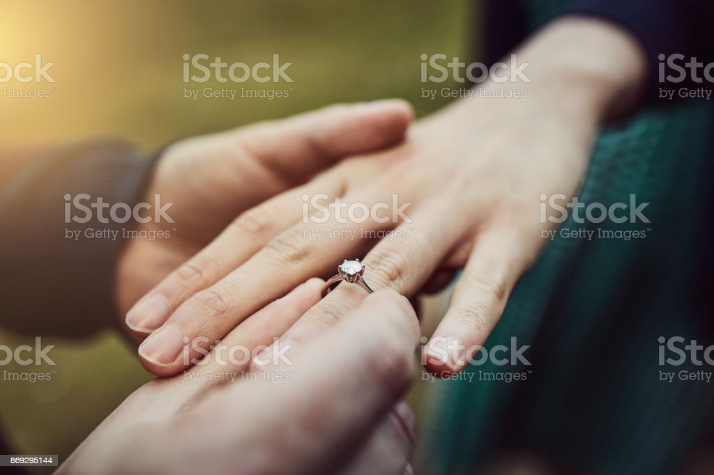 Forever is long, but not long enough with you stock photo