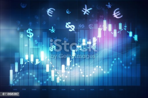 istock forex trading chart 611868382