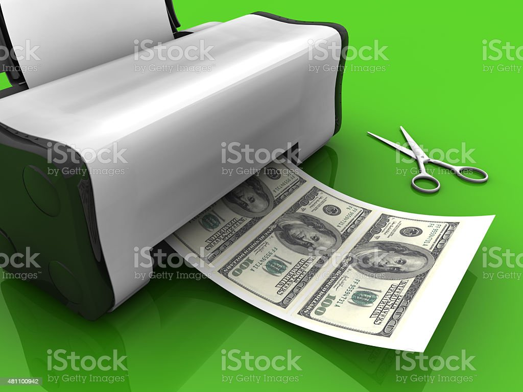 Forgery stock photo