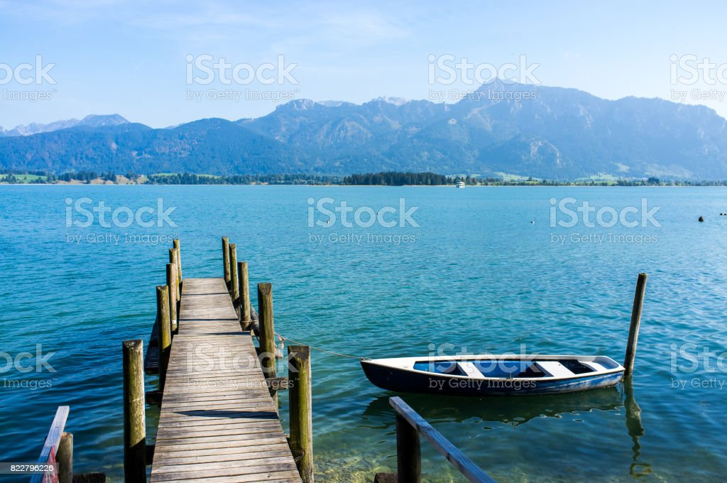 Forggensee – Foto