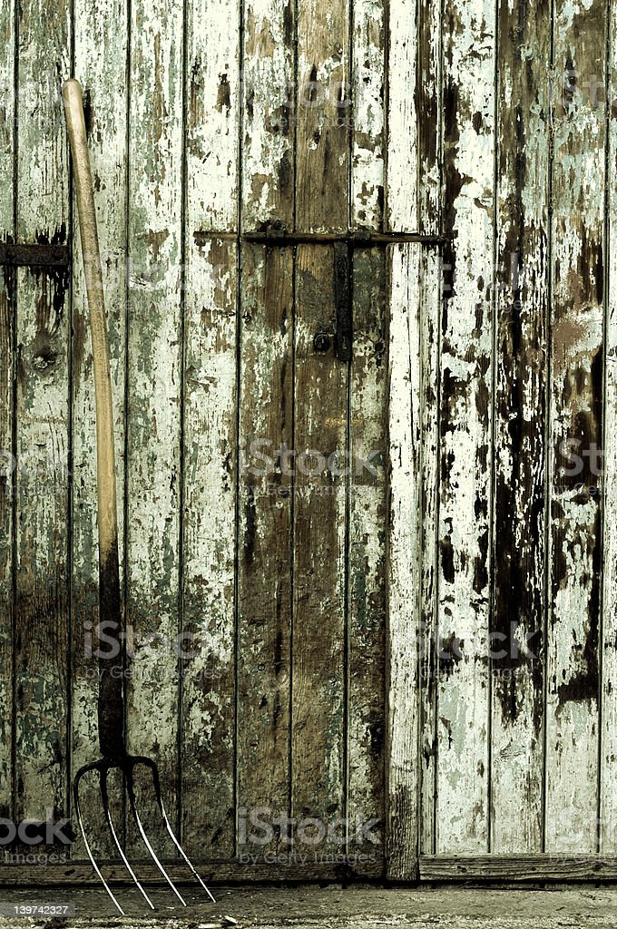 Fork 2 royalty-free stock photo