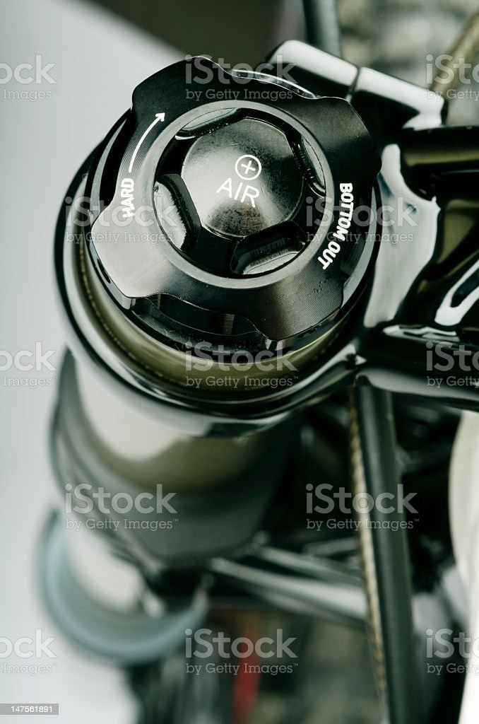 Fork Adjusters royalty-free stock photo