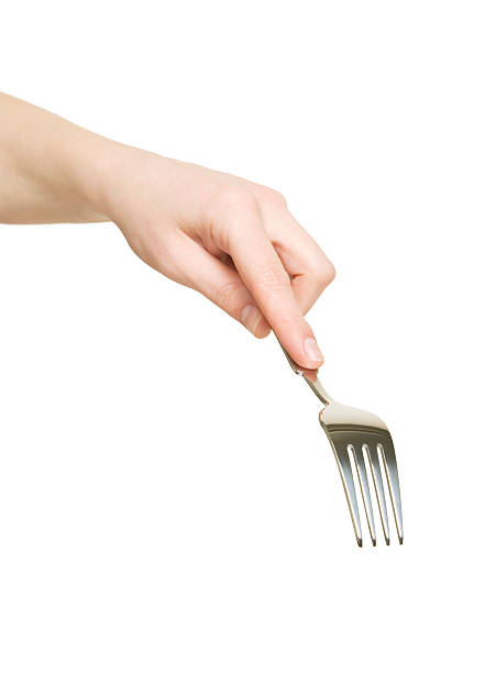 Fork it! stock photo