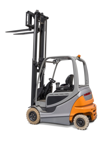 Forklift Stock Photo - Download Image Now