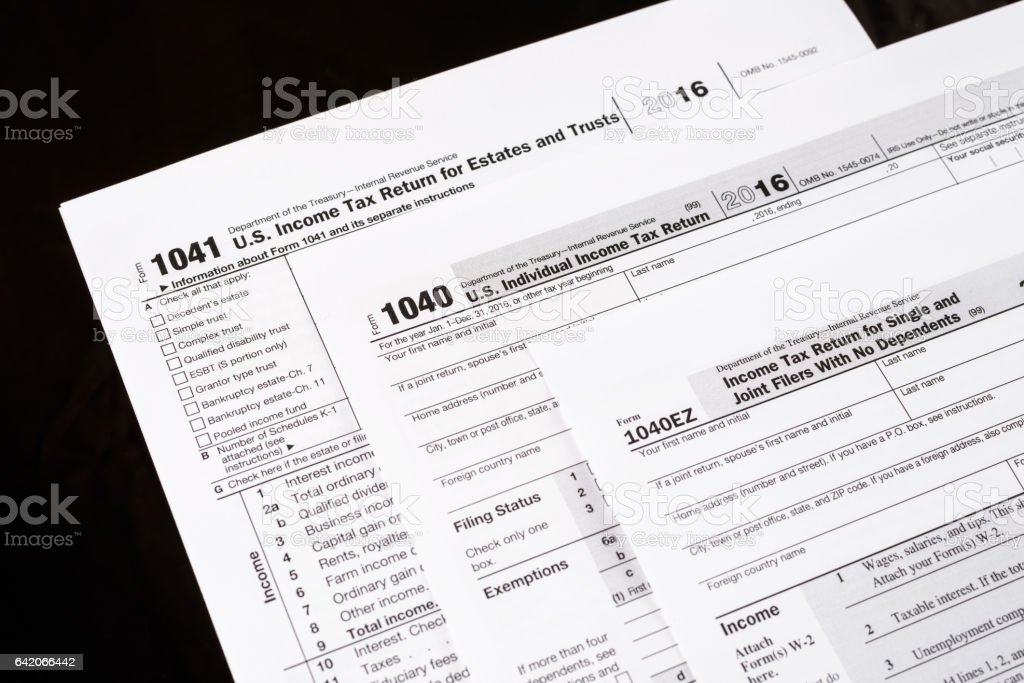 Form  Individual Income Tax Return Form Form  Us Income Tax