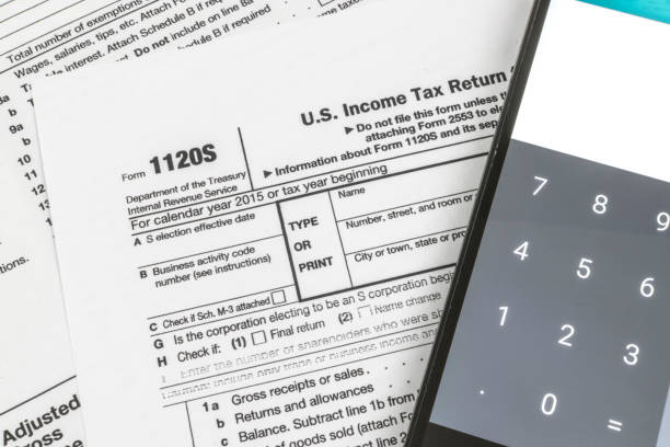 Royalty Free 1120 Tax Form Pictures Images And Stock Photos Istock