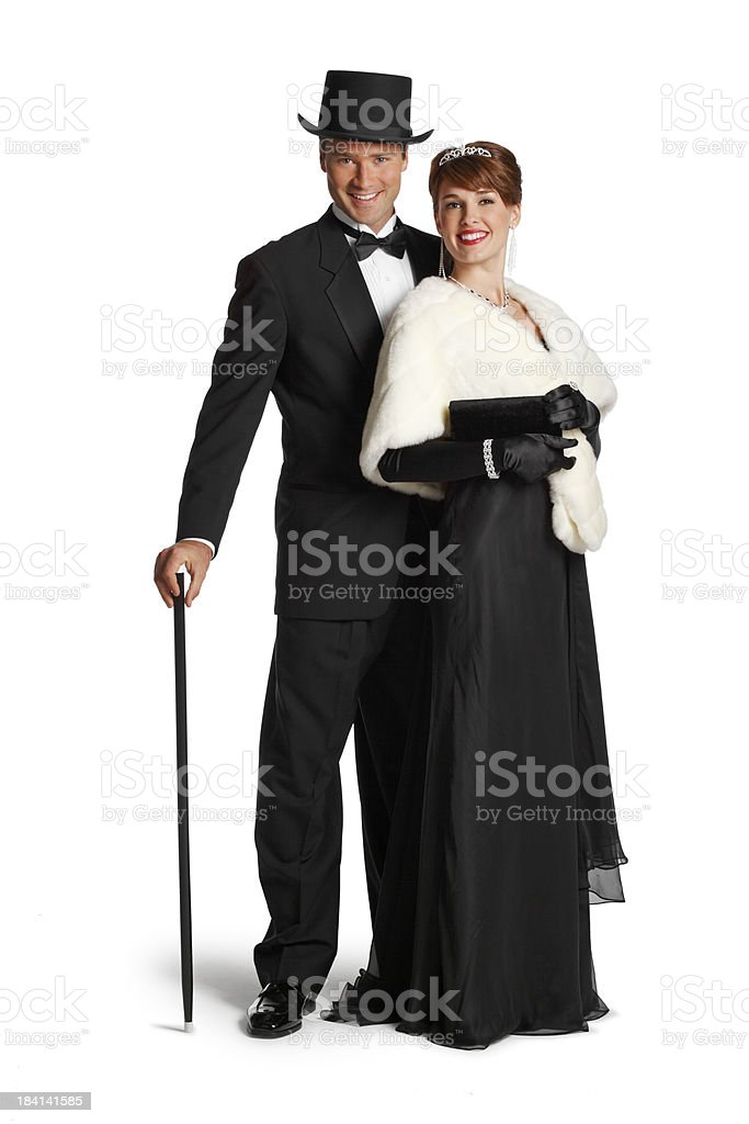 Formal Affair stock photo