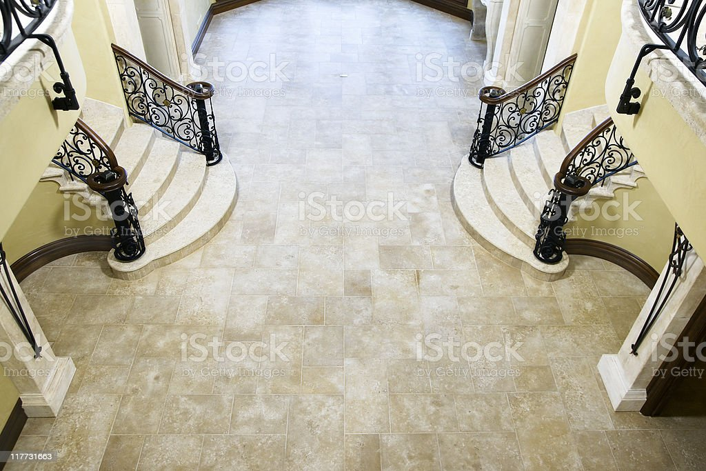 Formal Entry royalty-free stock photo