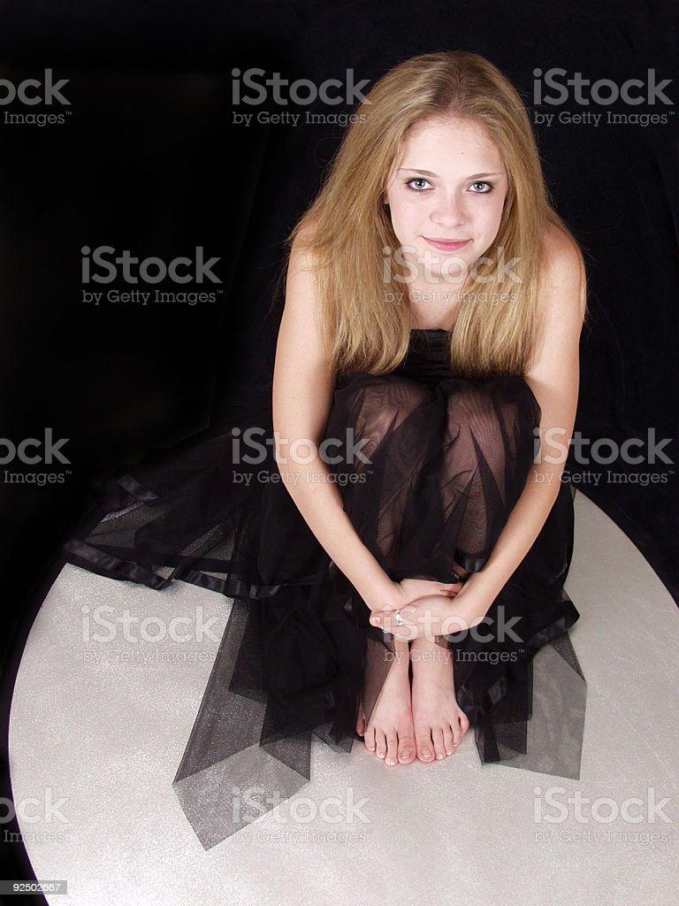Formal royalty-free stock photo