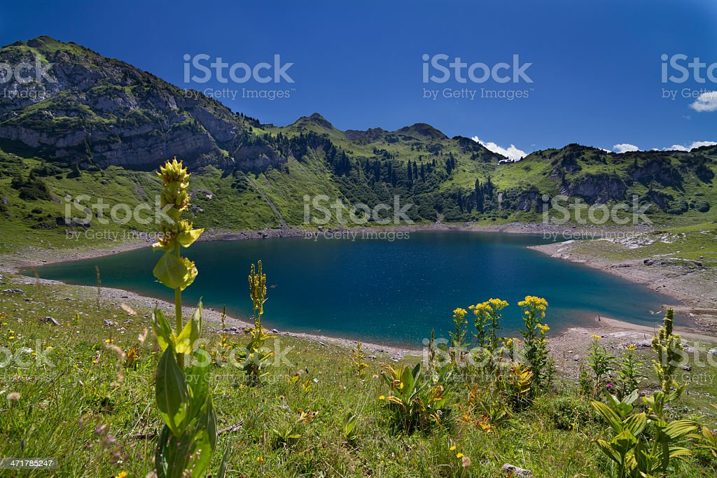 Formarinsee stock photo