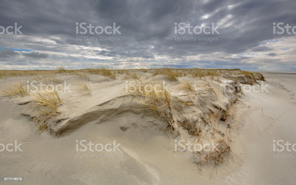 Formation of Young Dune stock photo