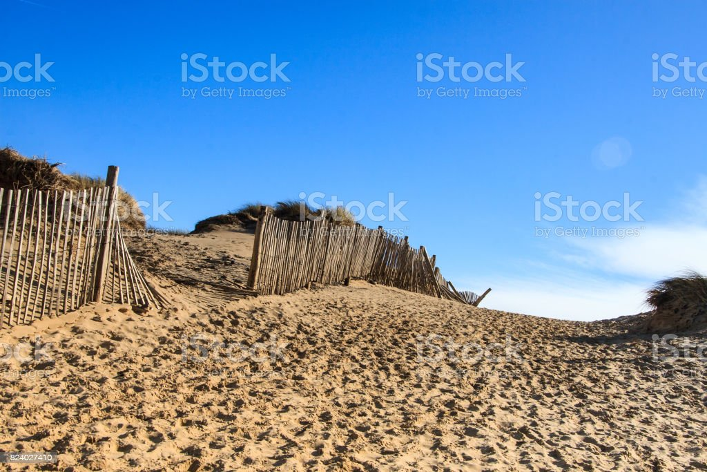 Formby Sand Dunes Stock Photo Download Image Now Istock