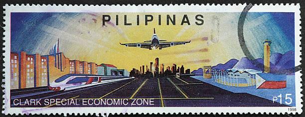 Former Clark Airforce Base Manila Philippines Stock Photo & More