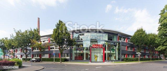 istock Former Haribo headquarters, Bonn, Germany 1325454086