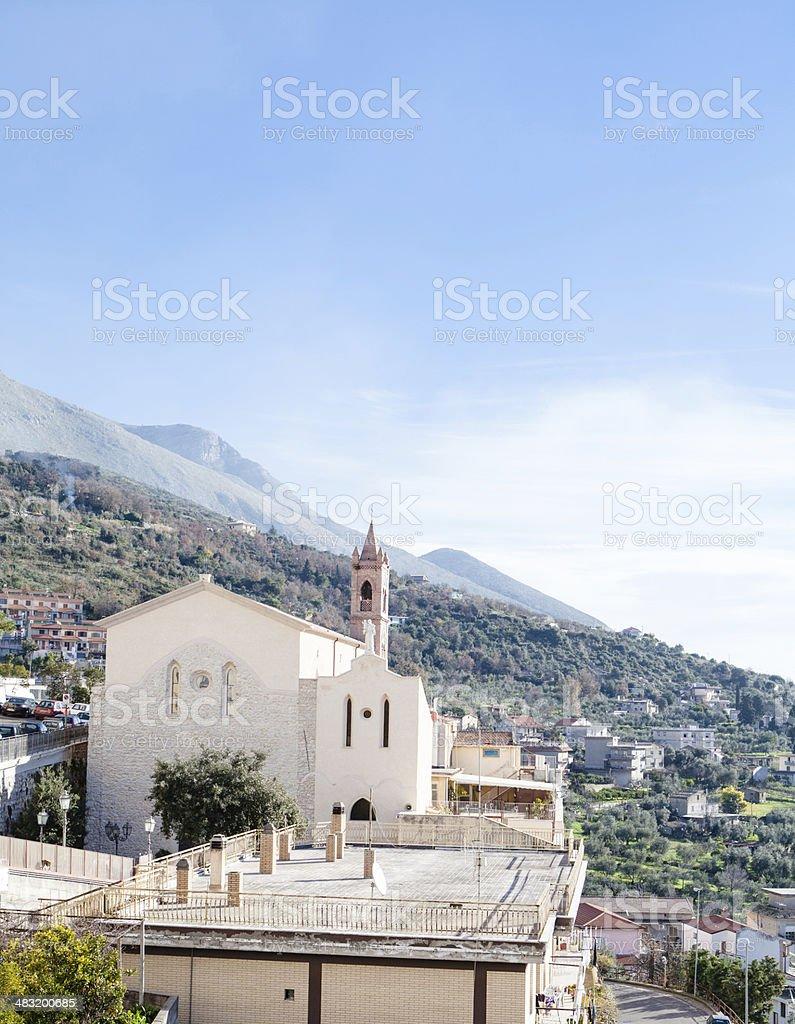 Formia, Italy royalty-free stock photo
