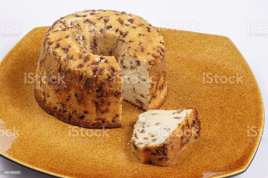 formigueiro cake stock photo