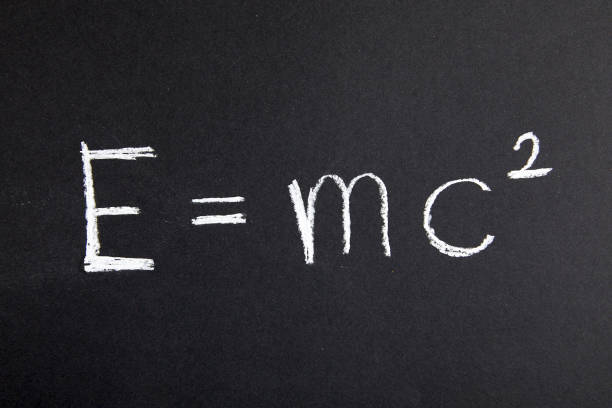 fórmula e = mc2 - e=mc2 fotografías e imágenes de stock