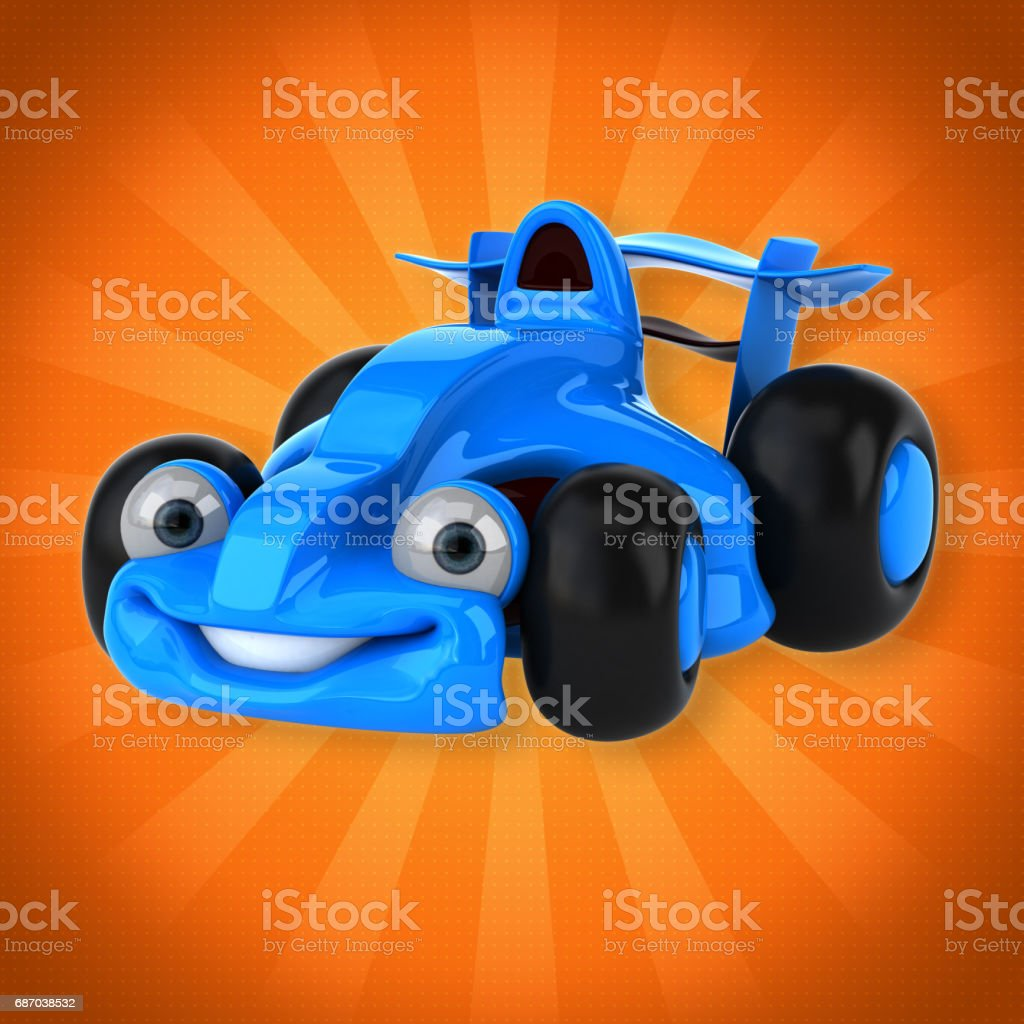 Formula one Lizenzfreies stock-foto
