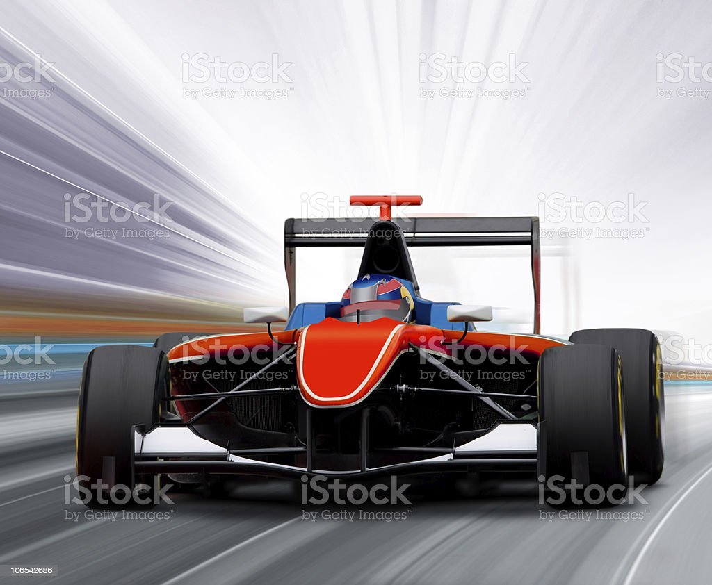 formula one race car royalty-free stock photo