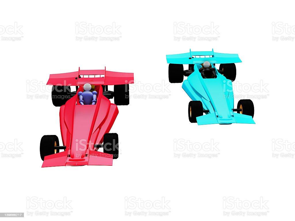 Formula One Vol 3 royalty-free stock photo