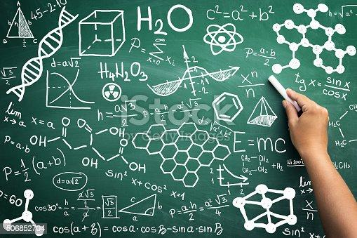 istock formulas on a blackboard 506852704